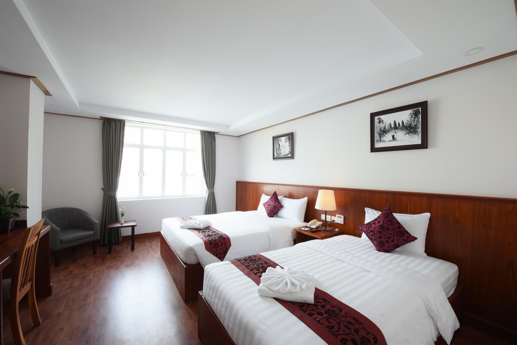 Review Le Mont Hotel