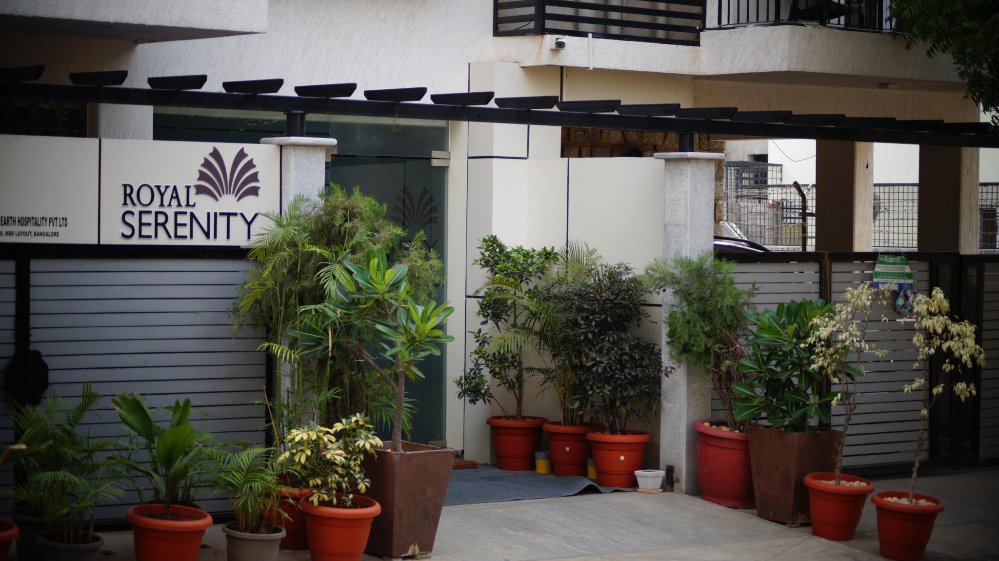 Hotel Royal Serenity Kammanahalli
