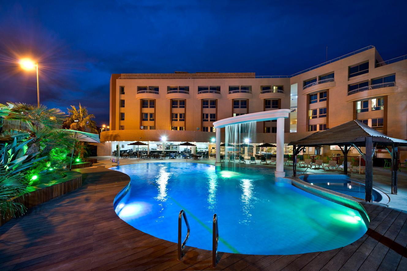 Be Club Eilat All Inclusive Hotel
