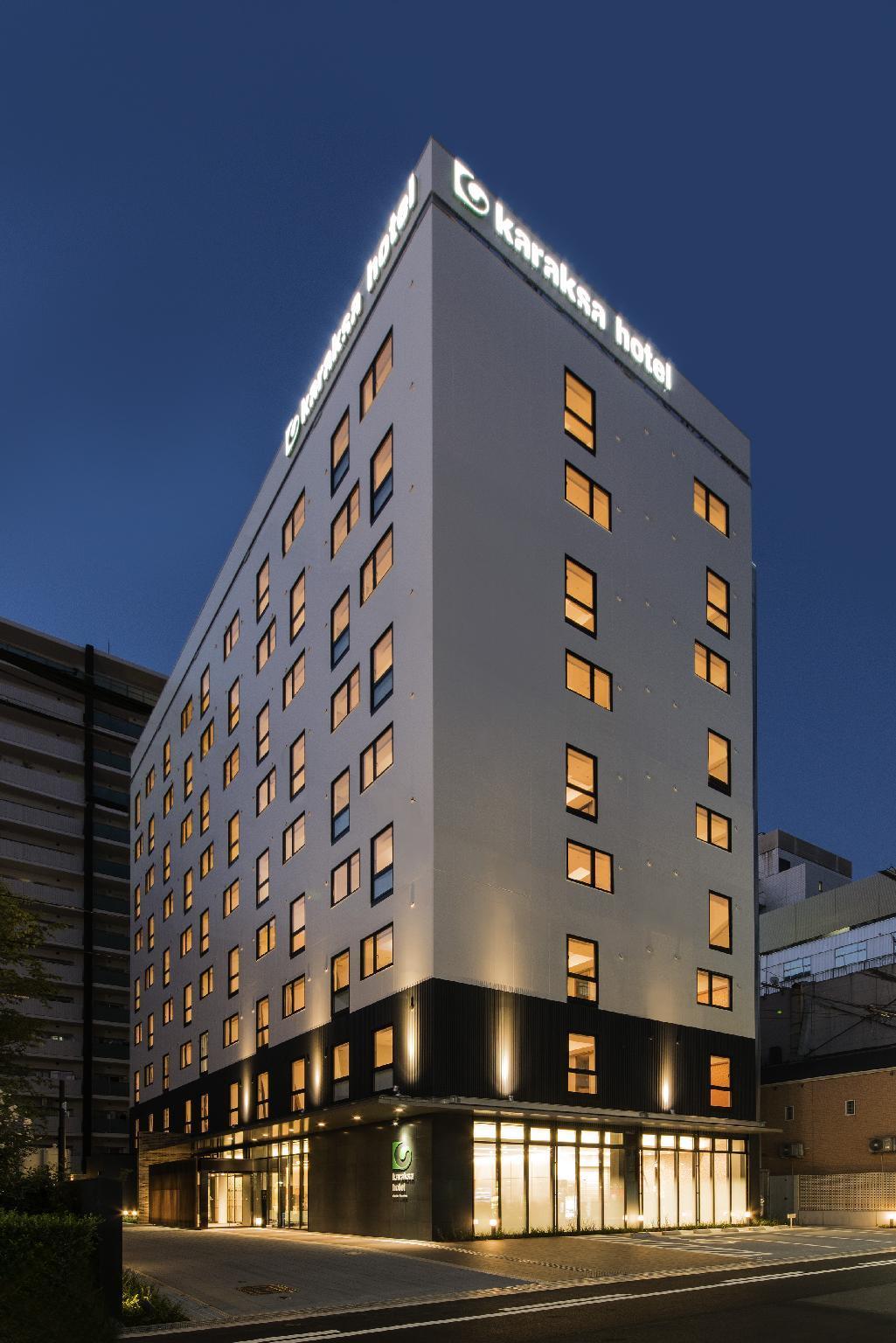 โรงแรมคารักซะ โอซาก้า นัมบะ
