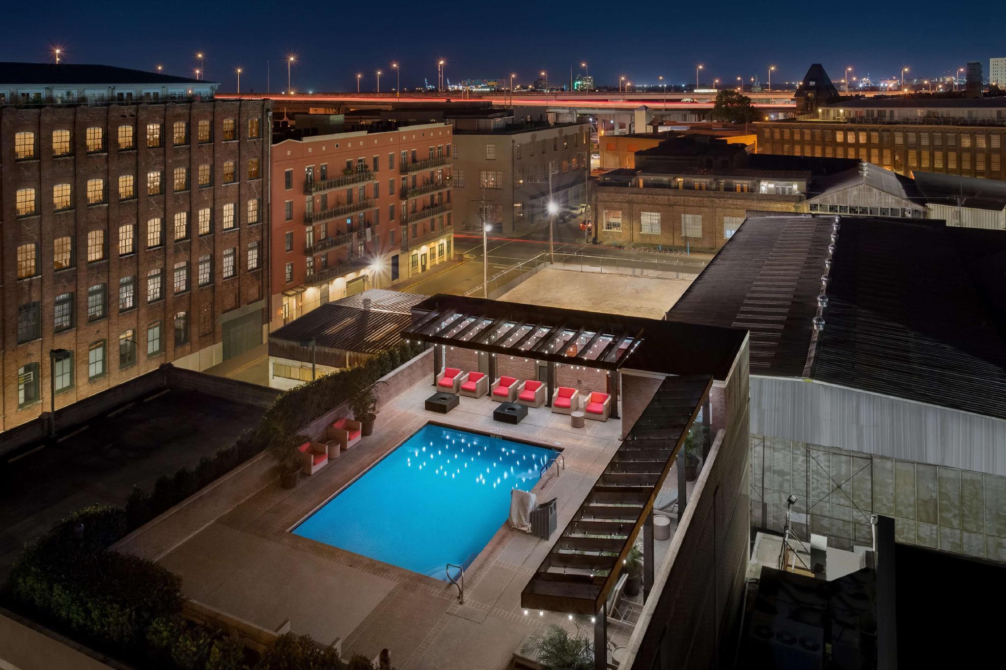 Hilton Garden Inn New Orleans Convention Center Hotel
