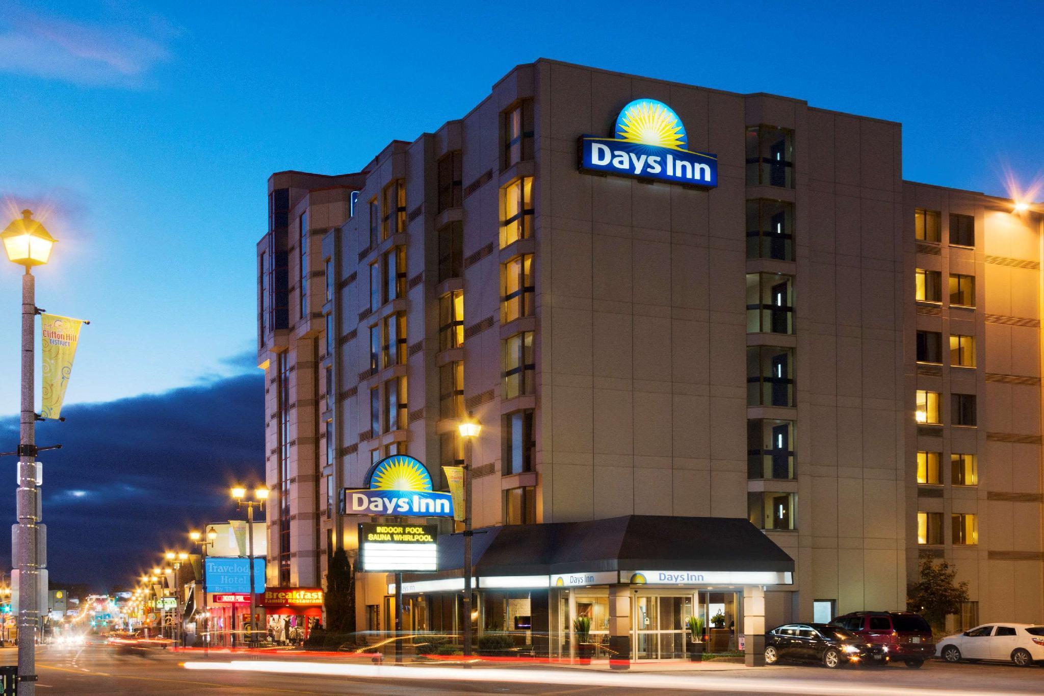Days Inn By Wyndham Niagara Falls Near The Falls
