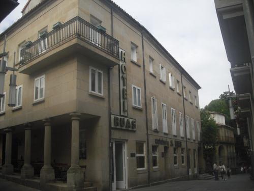 Hotel Restaurante Ruas