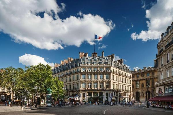 Hotel du Louvre in the Unbound Collection by Hyatt Paris