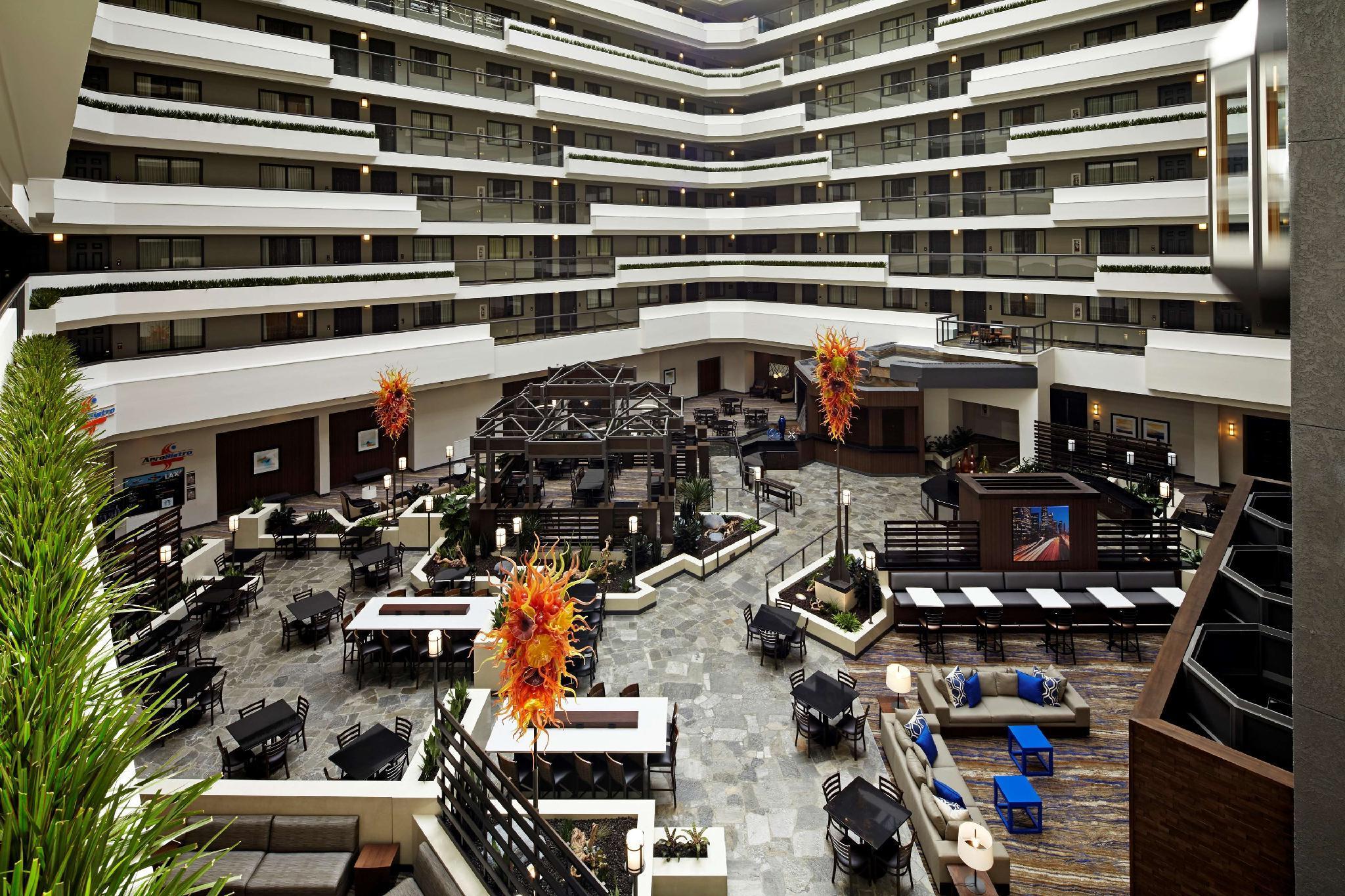 Embassy Suites Hotel Los Angeles International Airport North