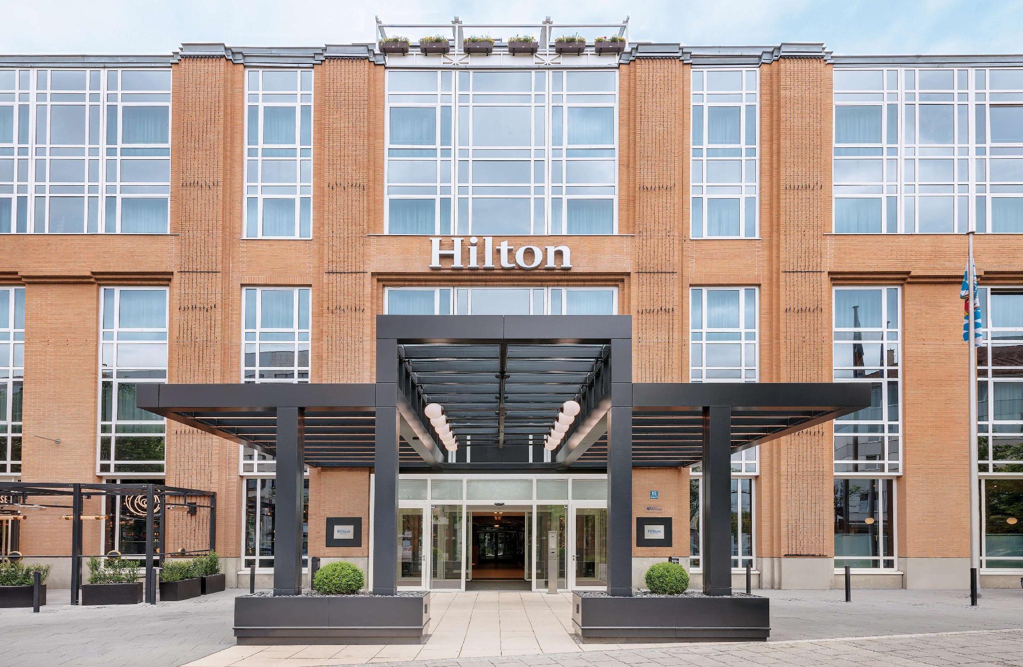 Hilton Munich City Hotel