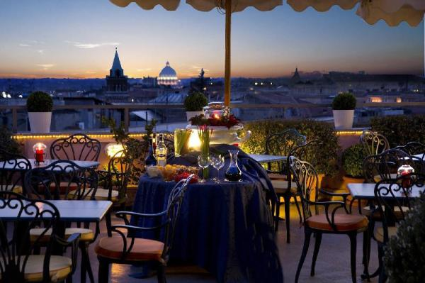 Marcella Royal Hotel Rome