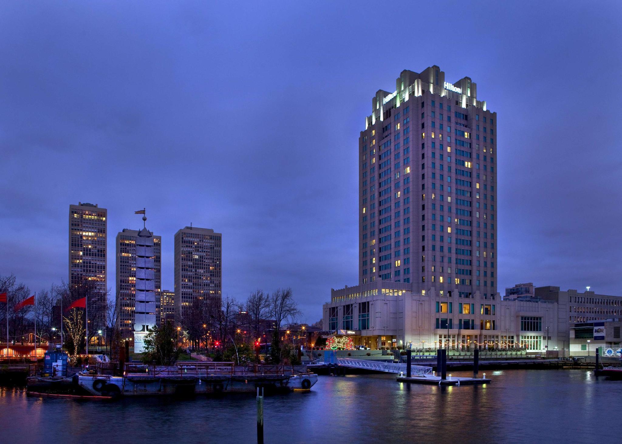 Hilton Philadelphia At Penns Landing