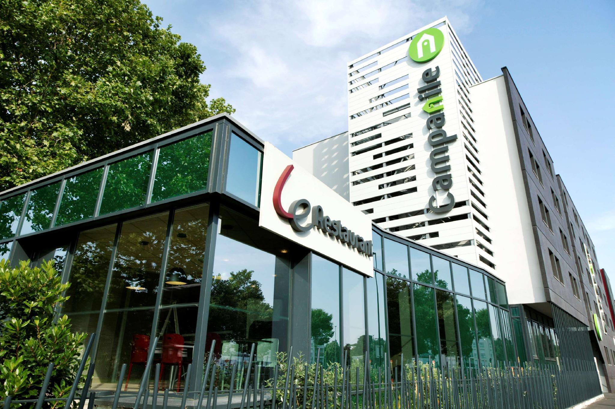 Campanile Nantes Centre - Saint Jacques