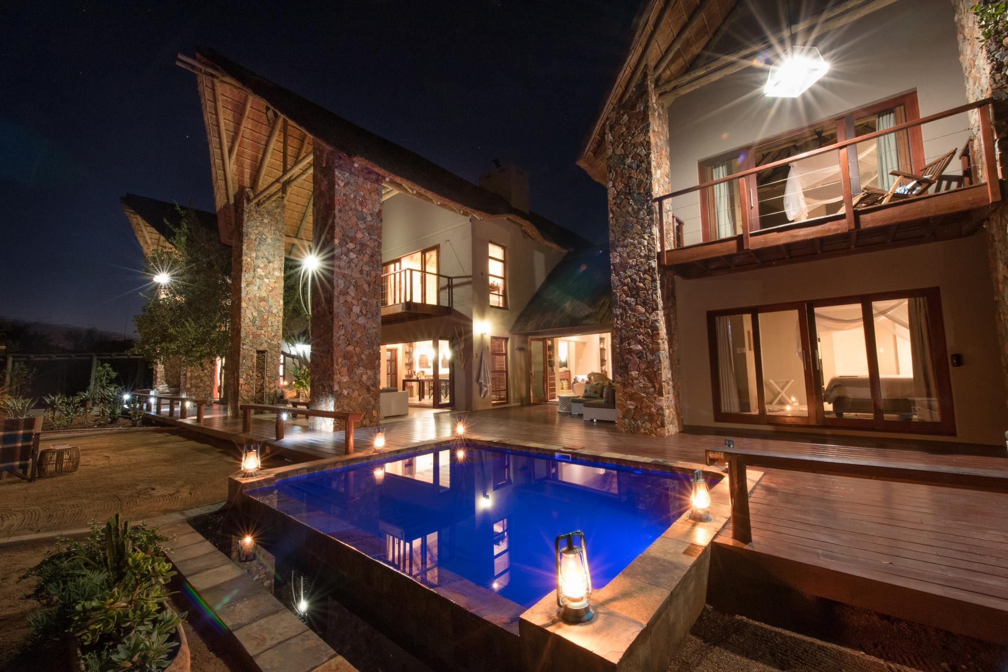 EKhaya Bush Villa