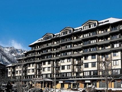 Residence Pierre And Vacances Le Chamois Blanc