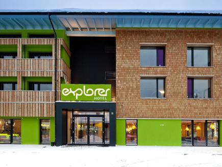Explorer Hotel Oberstdorf