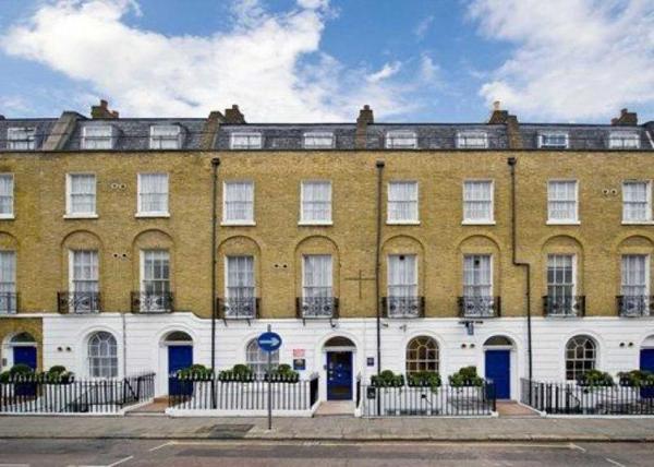 Comfort Inn St Pancras - Kings Cross London
