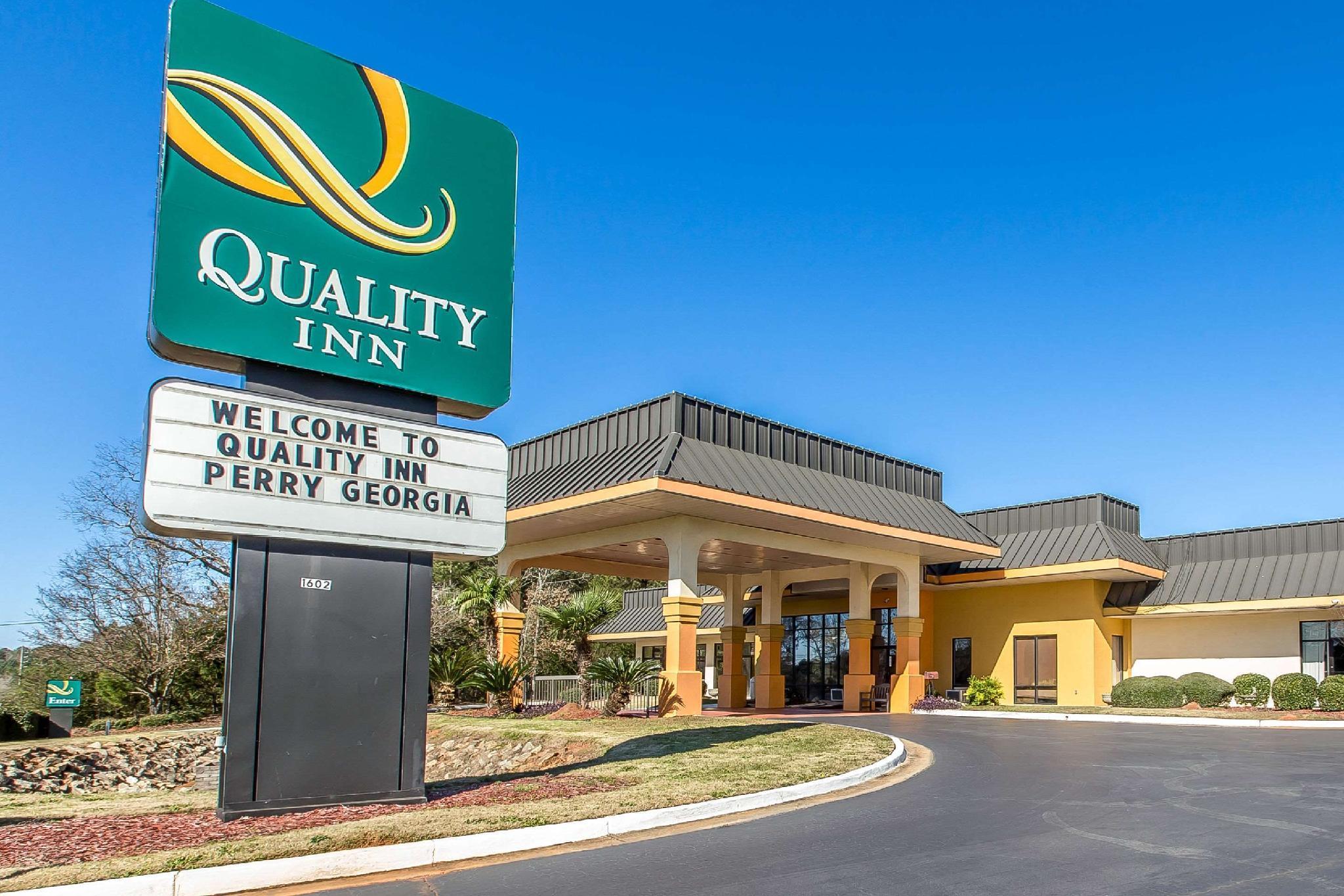 Quality Inn National Fairgrounds Area