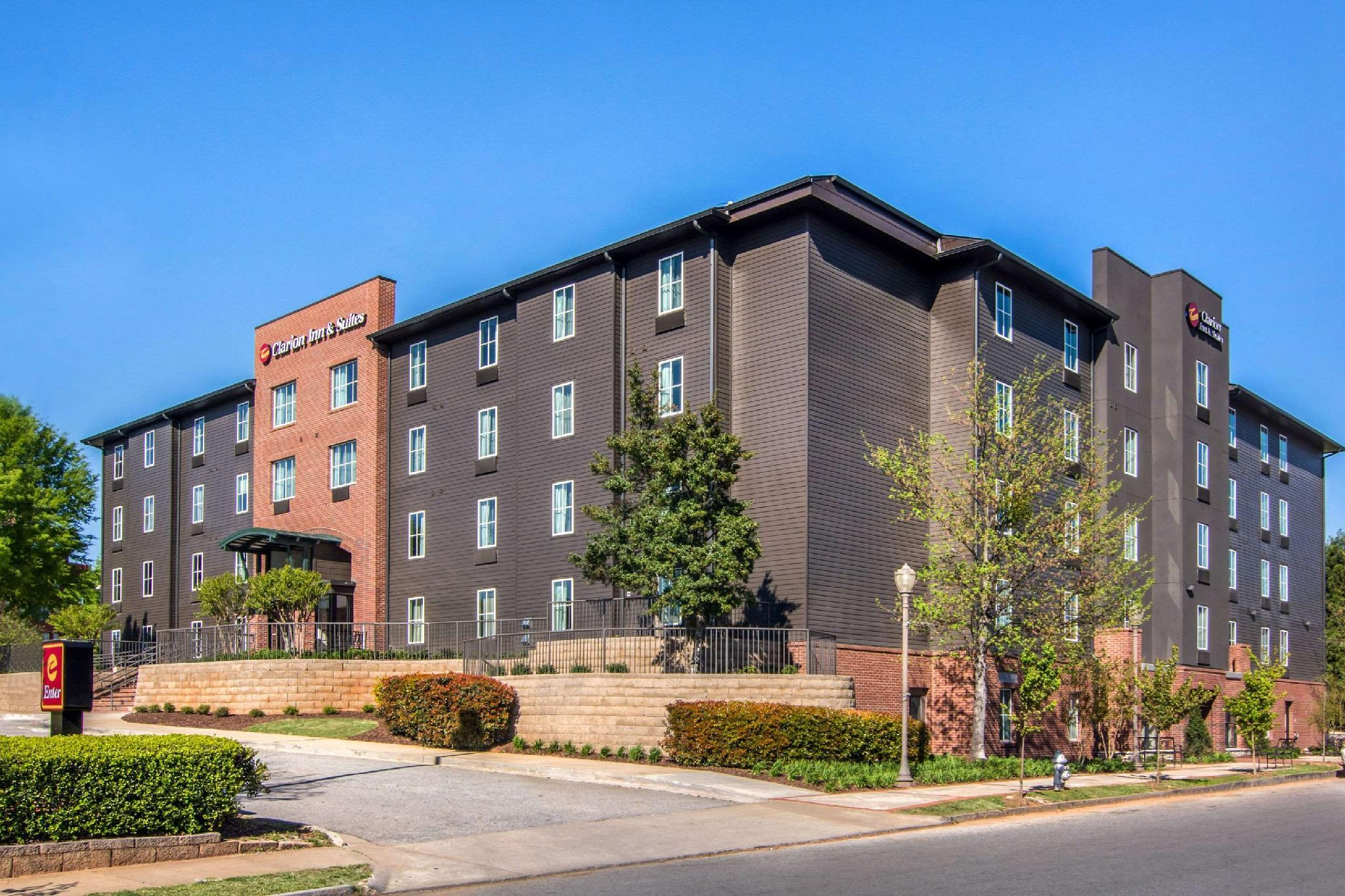 Clarion Inn And Suites Atlanta Downtown
