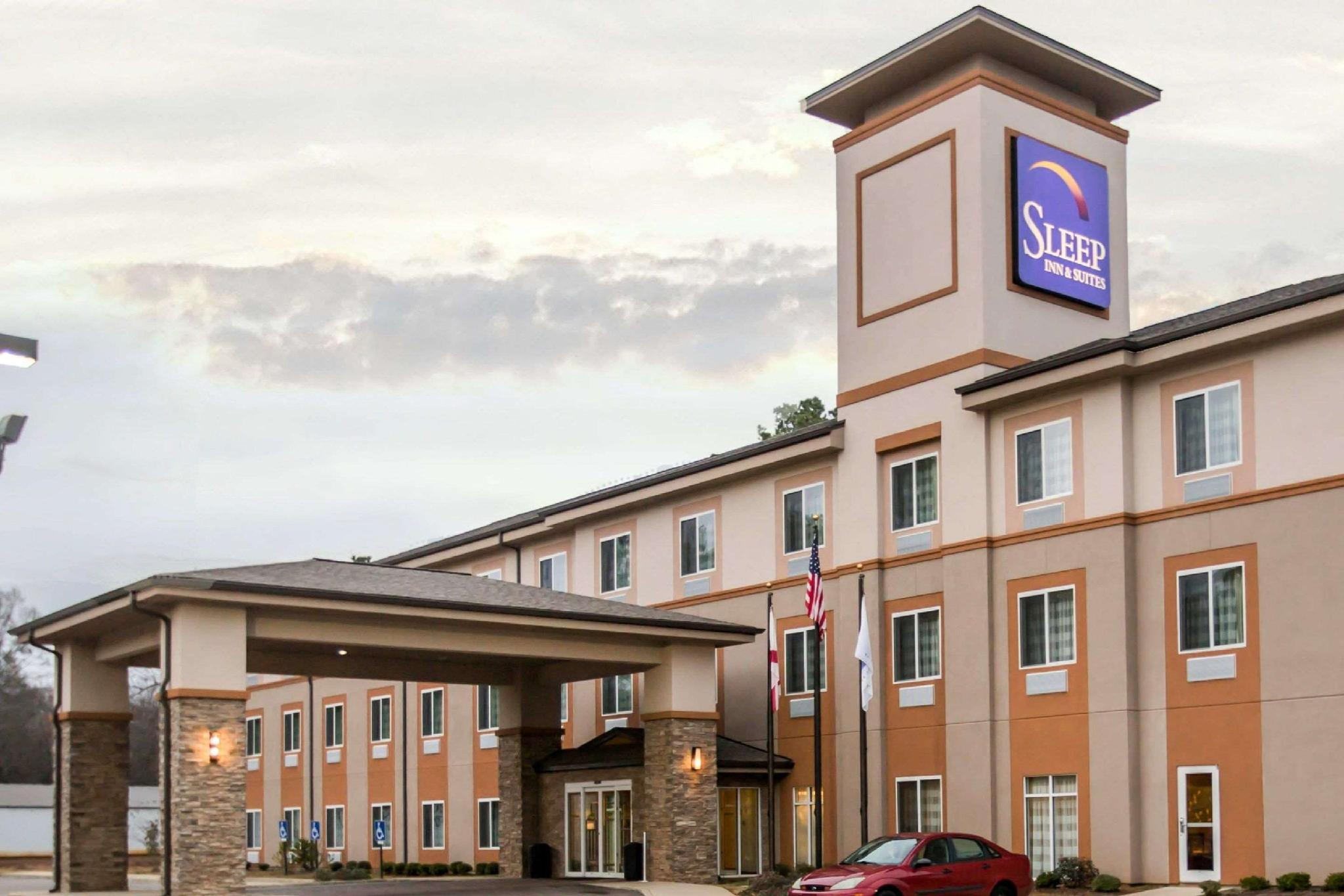 Sleep Inn And Suites Marion   Military Institute