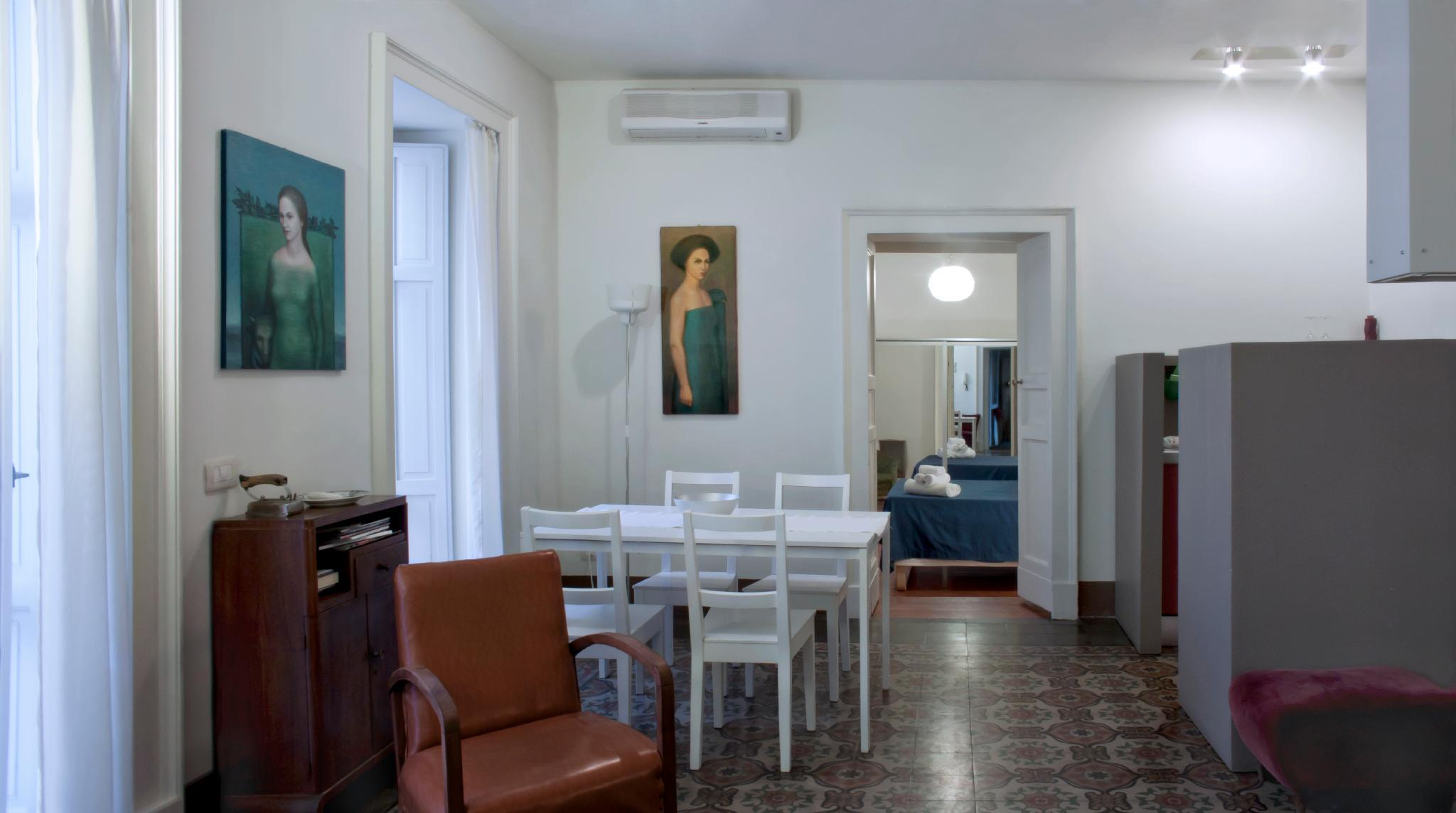 Tre Vie Apartment Catania