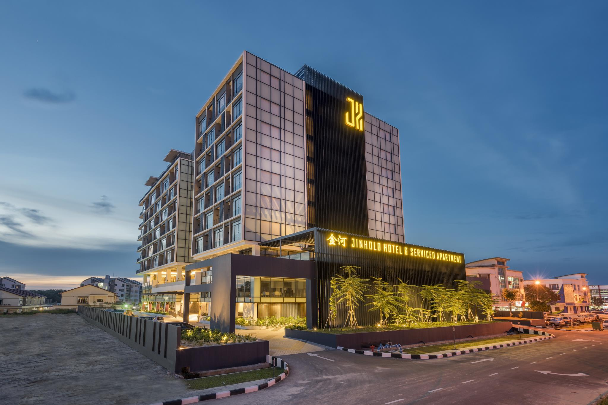 Jinhold Hotel And Serviced Apartment