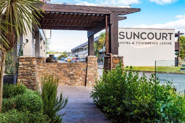Suncourt Hotel & Conference Centre Taupo