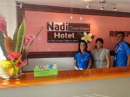 Nadi Downtown Hotel Photo 1