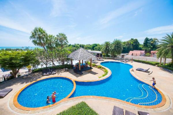 3 Bedroom Sea View Condo at Bel Air, Panwa Phuket