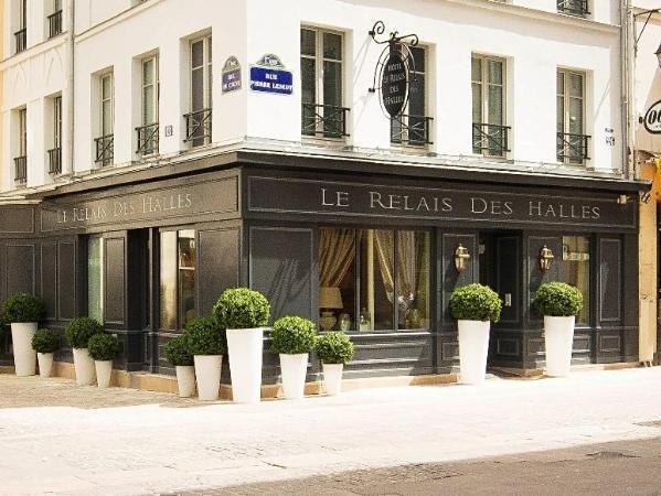 Relais des Halles Hotel Paris