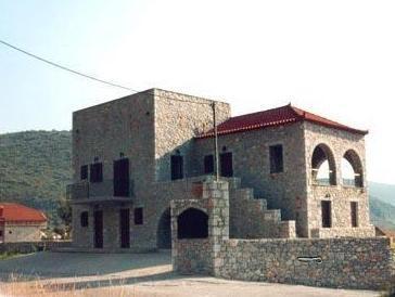 Las   Giannakakoy Traditional Stone Houses
