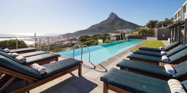 The Crystal Apartments Cape Town