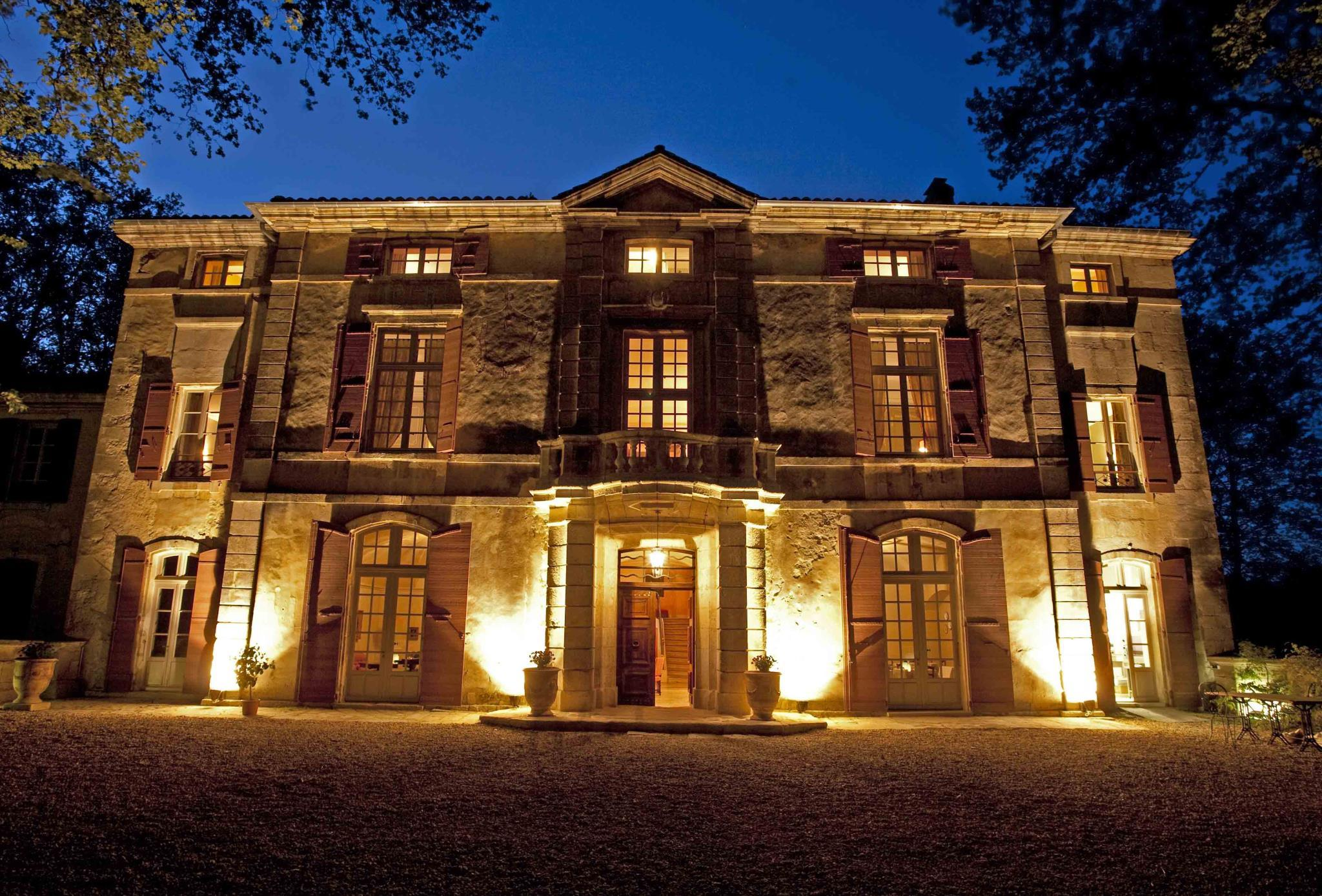 Chateau De Roussan