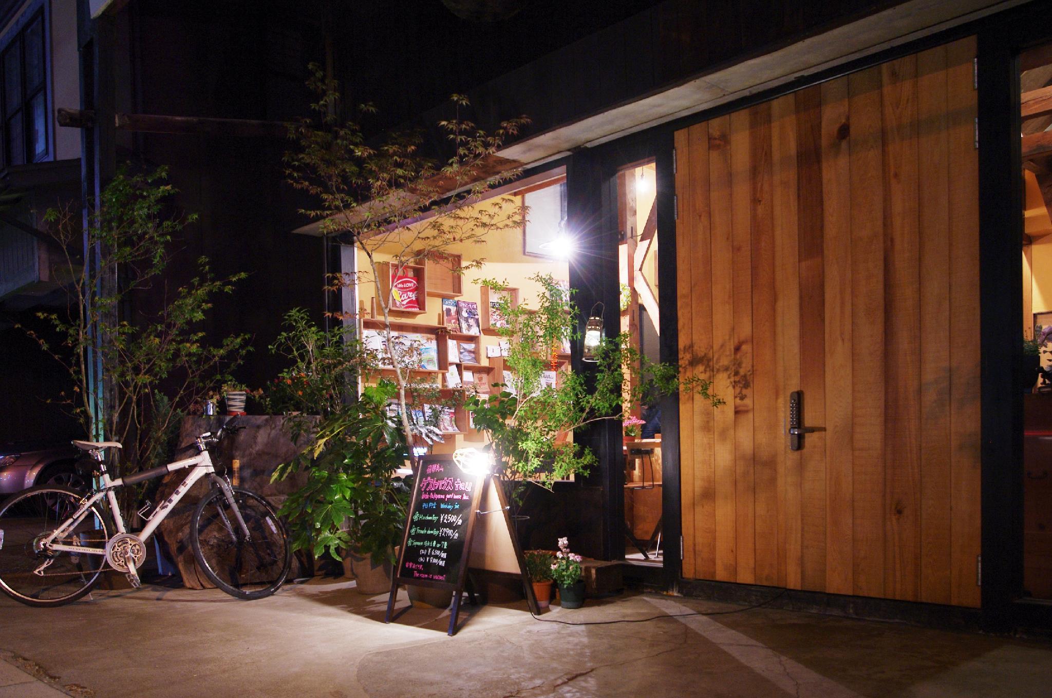 Hida Takayama Guest House Tau