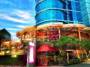 關於泗水麥斯人氣飯店 (favehotel MEX Surabaya)