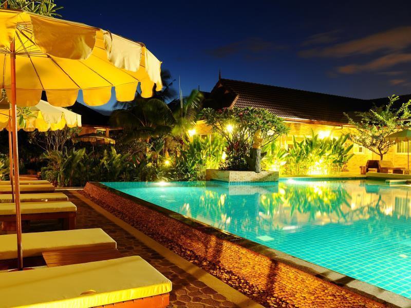 Villa Wanida Garden Resort วิลลา วนิดา การ์เดน รีสอร์ท