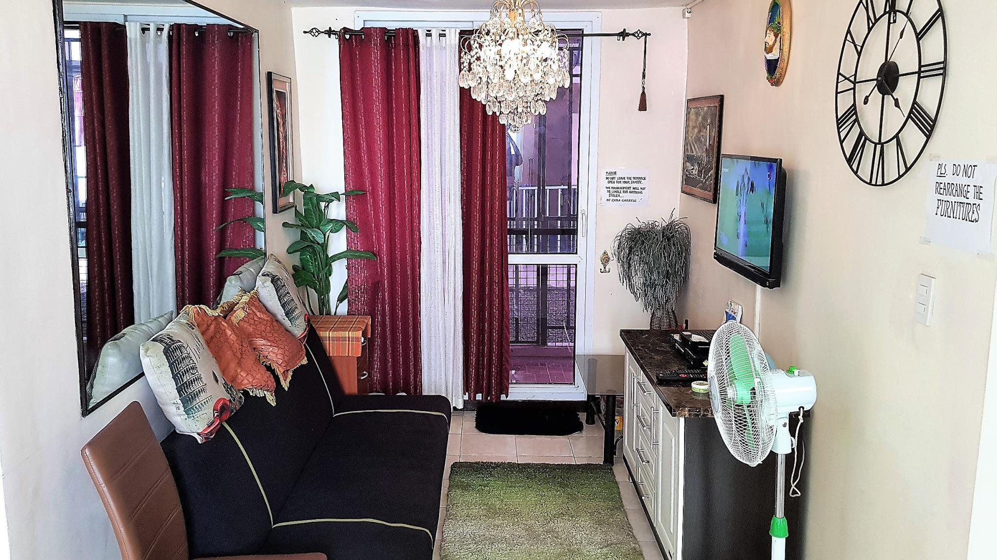 Simple & Cozy 2BR Accommodation