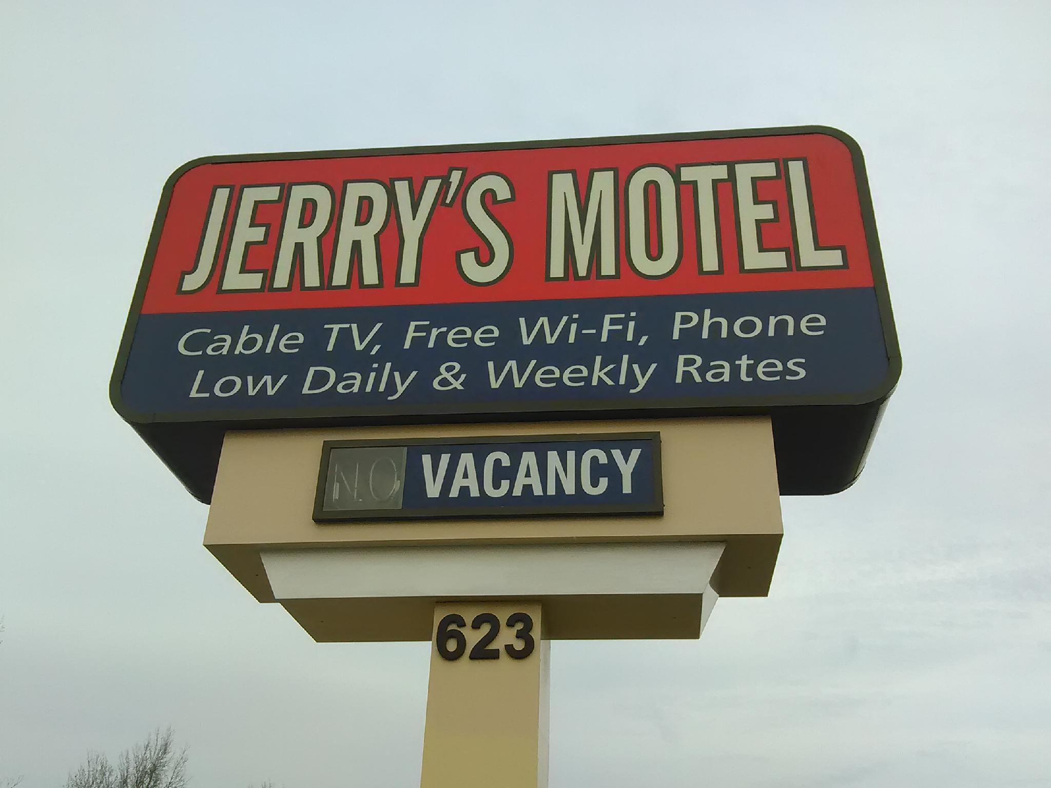 Jerry's Motel Of Oakdale