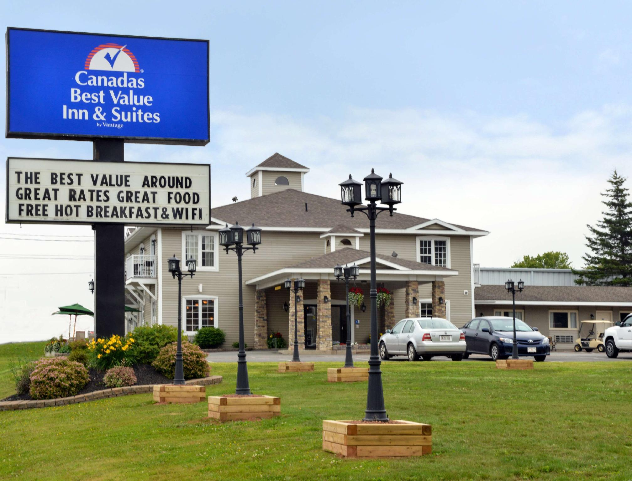 Canadas Best Value Inn And Suites Charlottetown