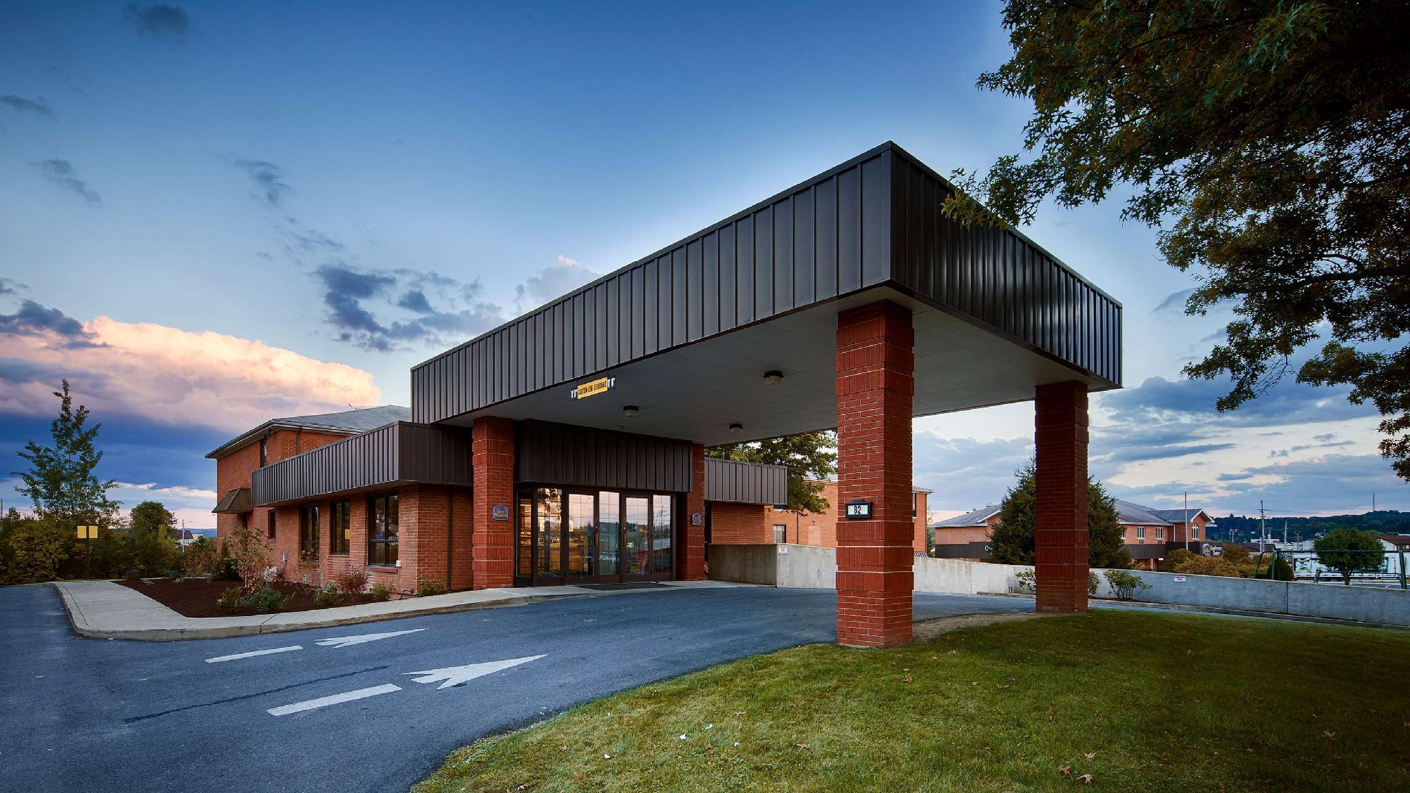 Best Western Inn And Conference Center
