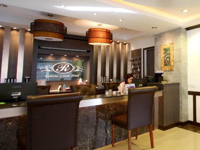 โรมีนา แกรนด์ โฮเต็ล – Romena Grand Hotel