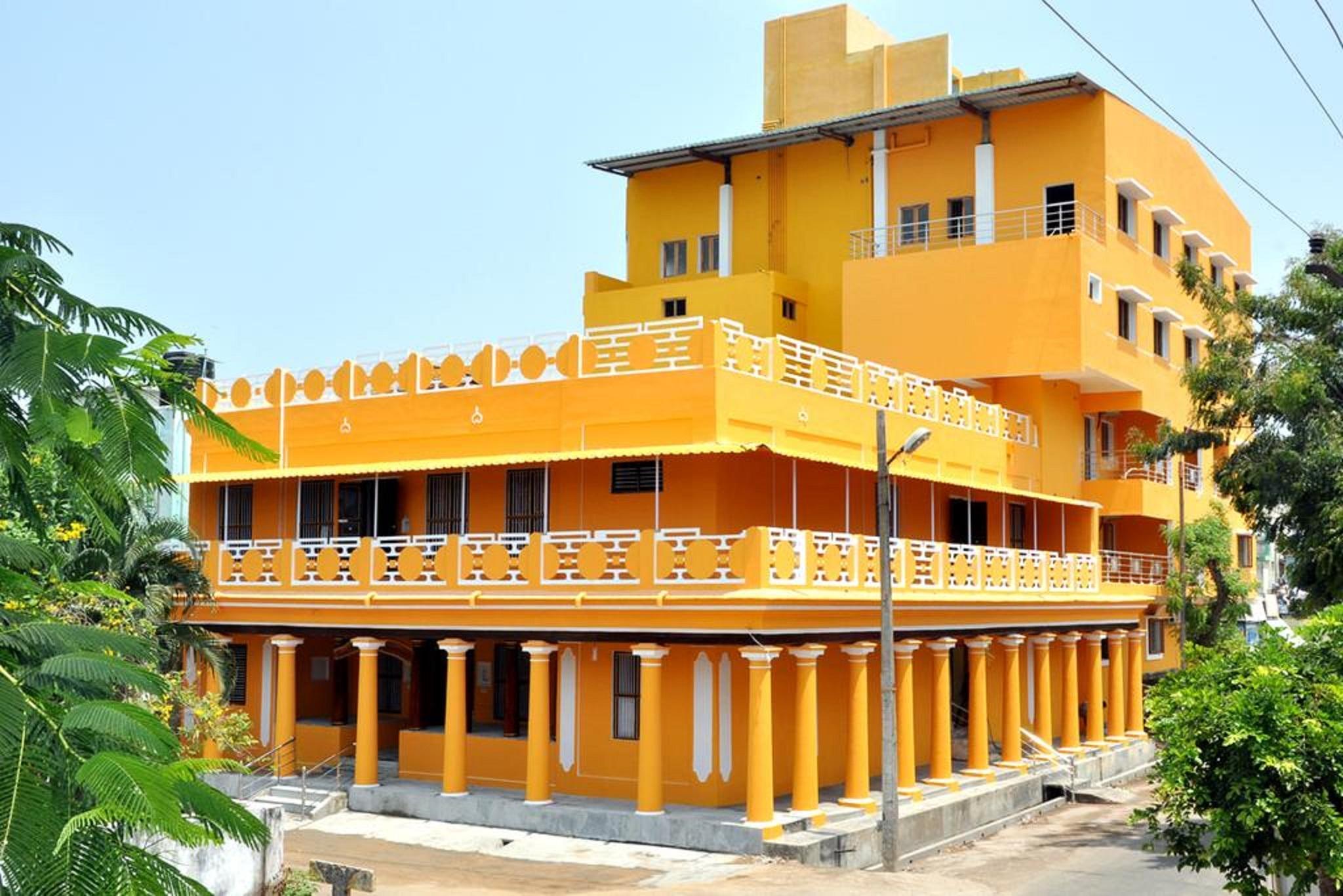 AnandhiRam Heritage  Residency