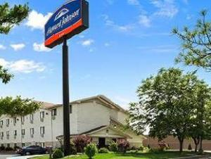 Howard Johnson Inn Fort Wayne - Coliseum