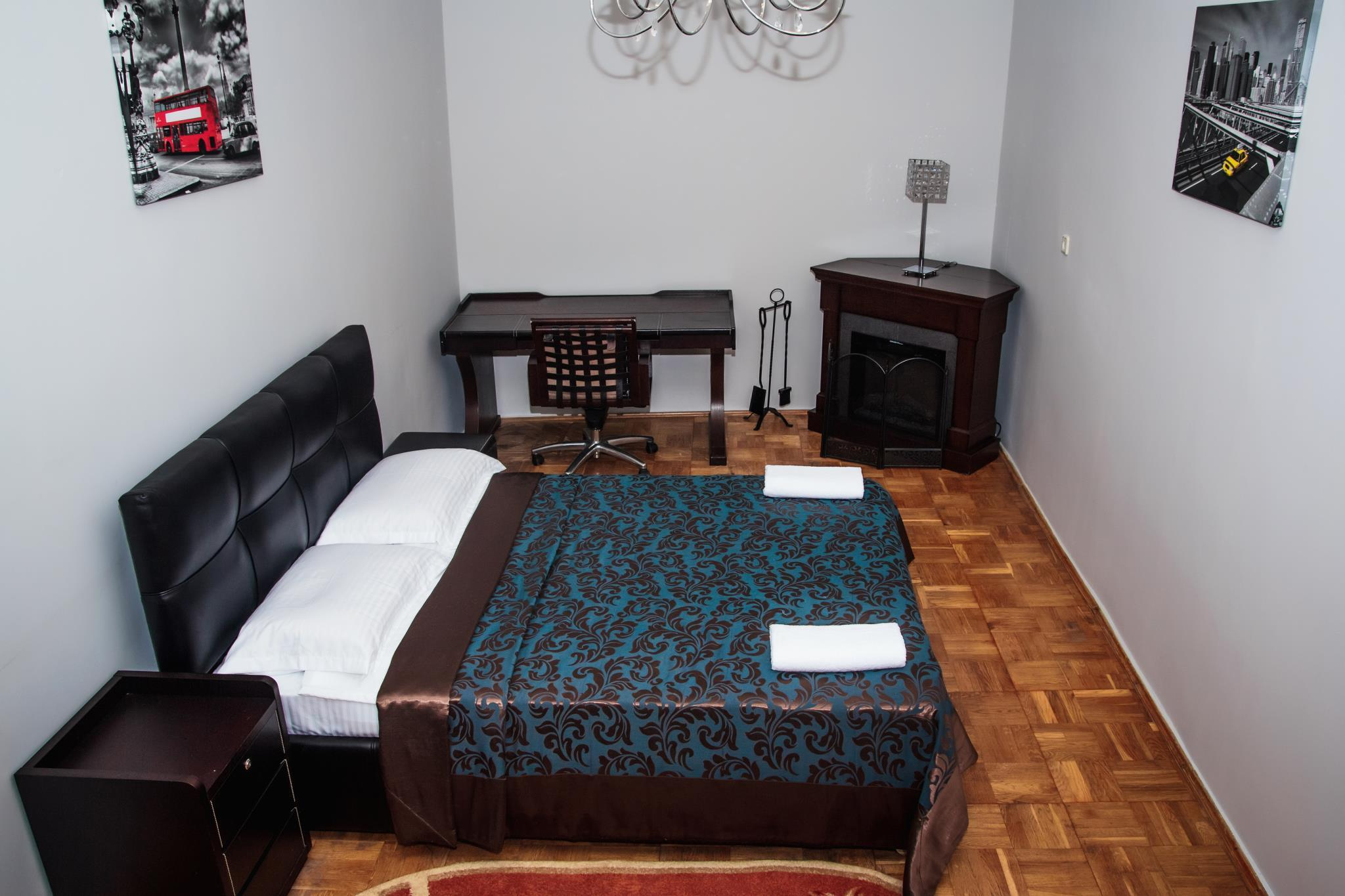 Two Bedrooms Apartment On Kostyushka 16 13  V.I.P.