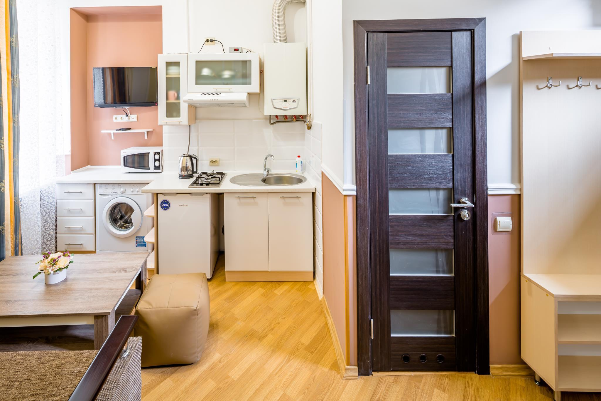 Two Bedrooms Apartment On    Fedorova  21