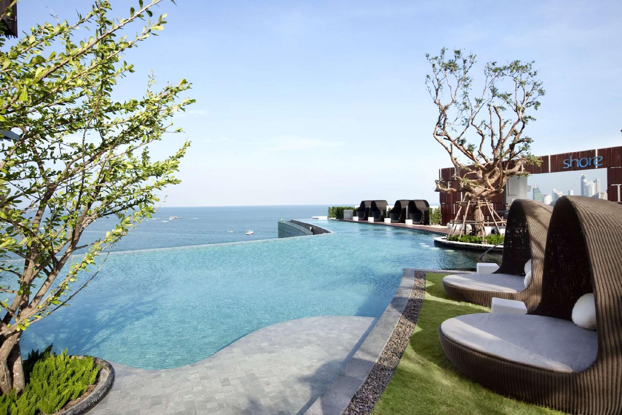 Hilton Pattaya ฮิลตัน พัทยา