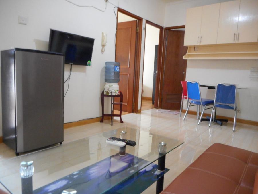 2 BR Apartment Mediterania Gajah Mada   Room 18