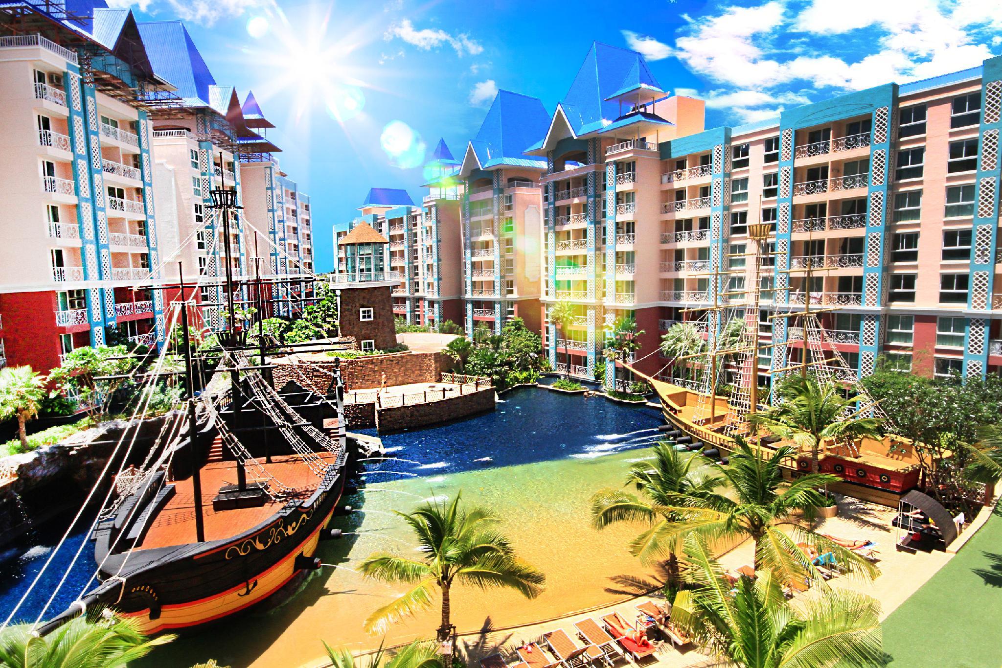 Grande Caribbean Water Park Condo & Resort Pattaya
