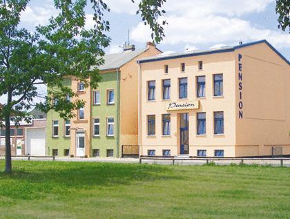 Hotel Pension 'Petridamm'