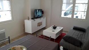 Appartement RDC - centre ville de Dieppe 1 chambre