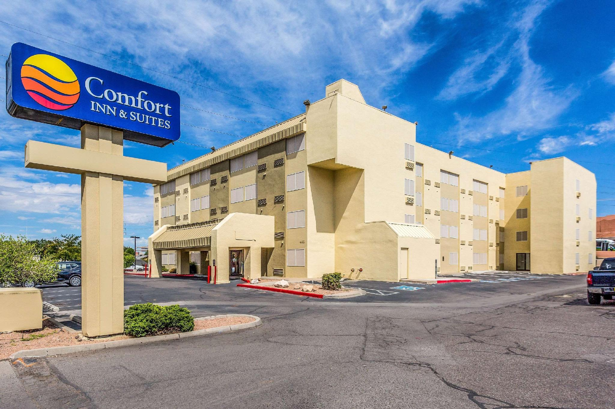 Comfort Inn And Suites Albuquerque Downtown