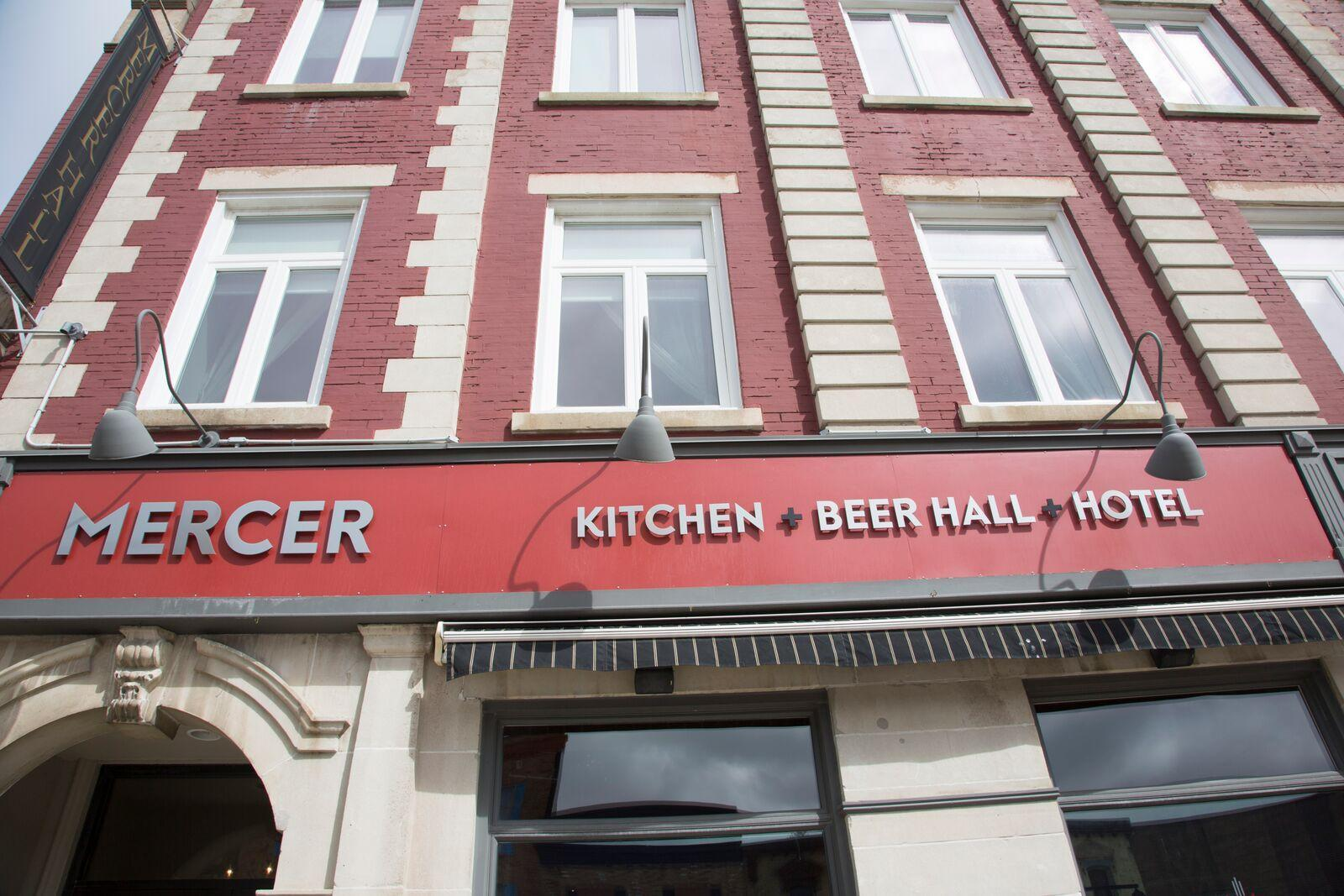 Mercer Hall Inn