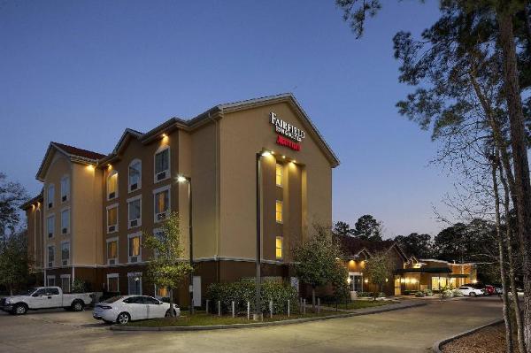Fairfield Inn & Suites Houston Intercontinental Airport Houston