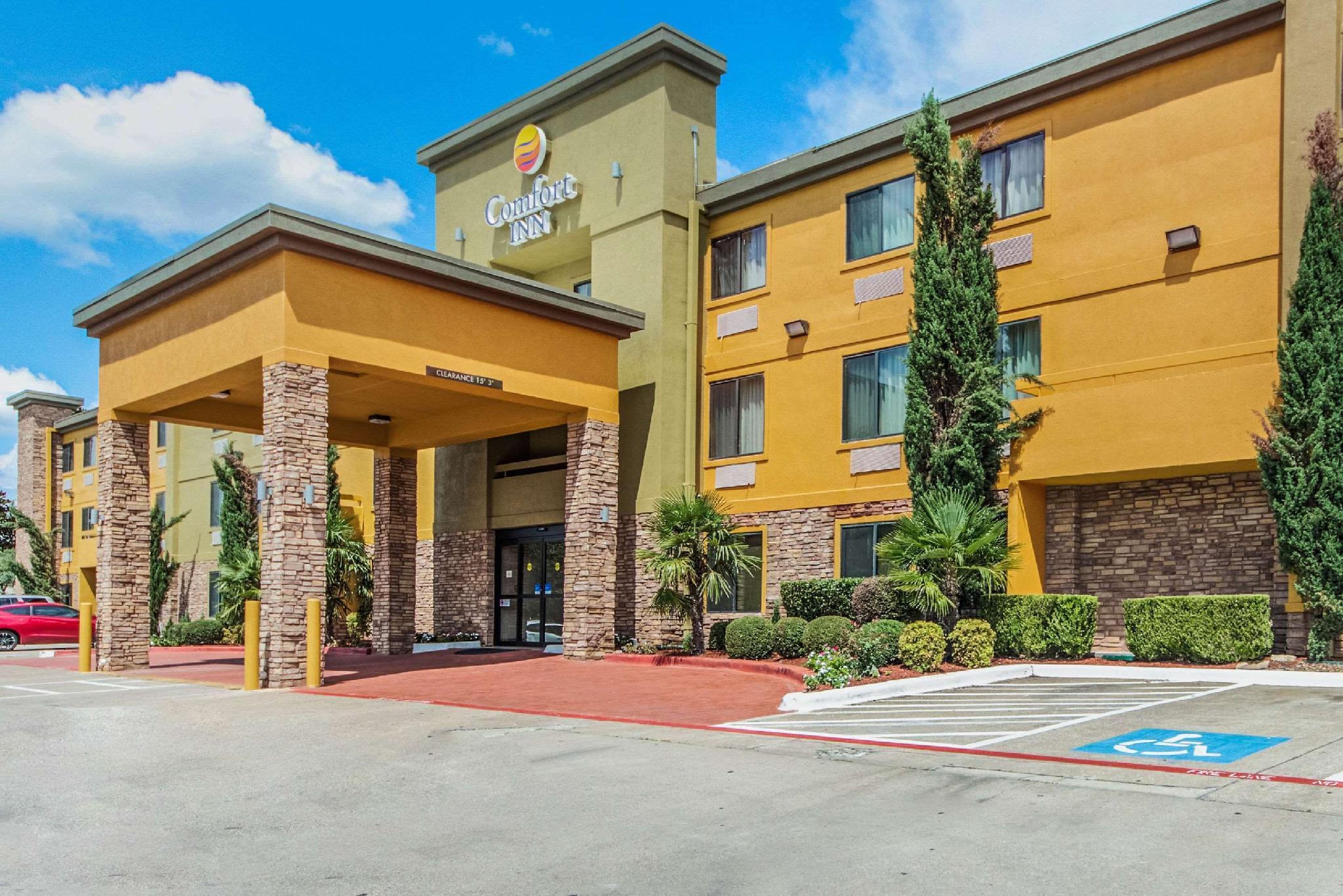 Comfort Inn North Dallas Near The Galleria Dallas